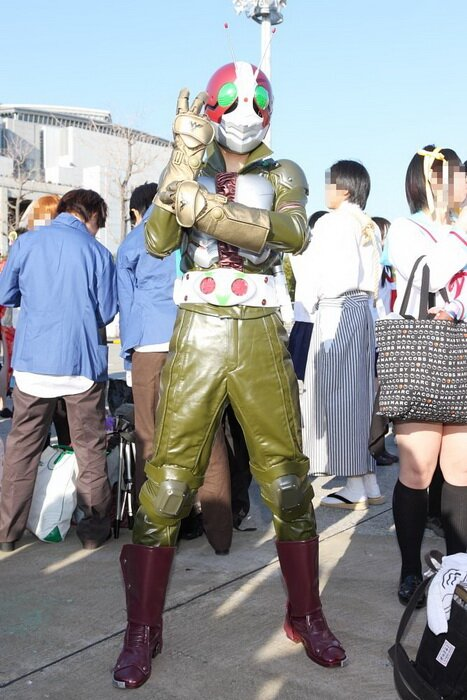 ��������� ������� � ������: Comiket 77 Cosplay (���� ������)