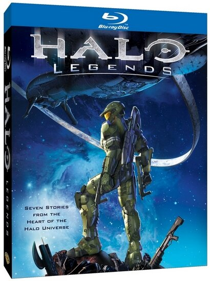 Легенды Halo / Halo Legends (2010/RUS/ENG) BDRip
