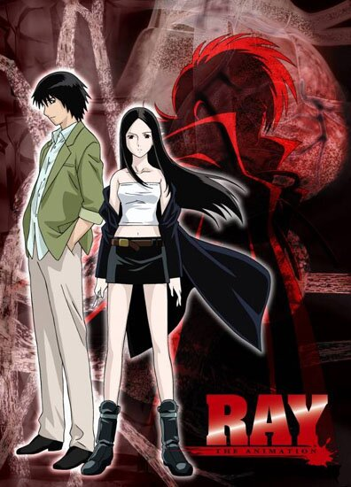 Рэй / Ray The Animation (2006/RUS/JAP) DVDRip