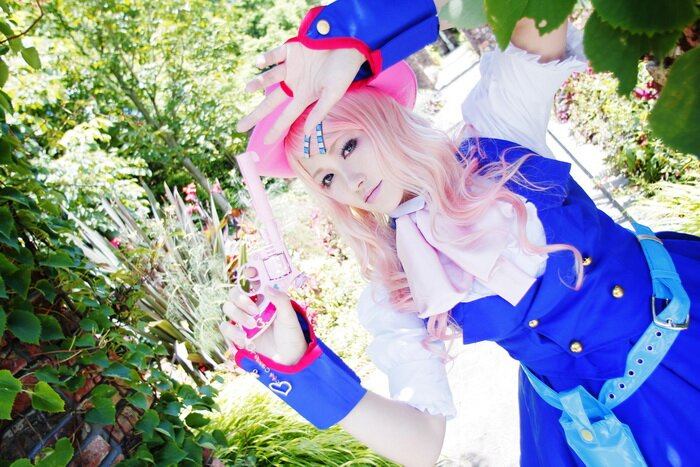Sleepy Rabbit ~ Fairy Circus (Sheryl Nome)