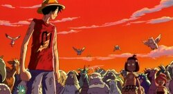 ���-���: ����� ������ / One Piece: Chopper Kingdom of Strange Animal Island (2002/RUS/JAP) BDRip 720p