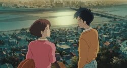 ����� ������ / Mimi o Sumaseba / Whisper of the Heart (1995/RUS/JAP) BDRip 720p