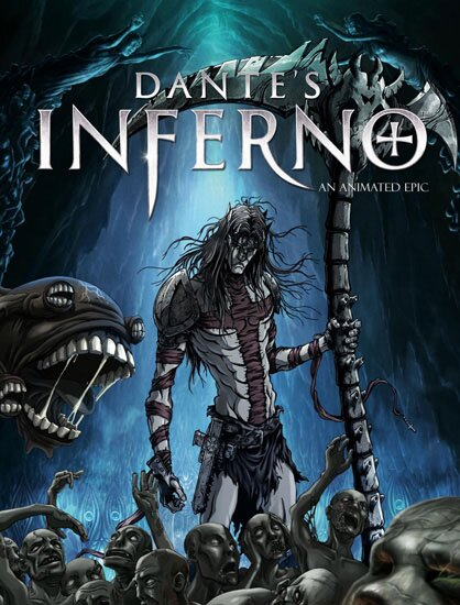 Ад Данте / Dantes Inferno: An Animated Epic (2010/RUS/ENG/16+) HDRip