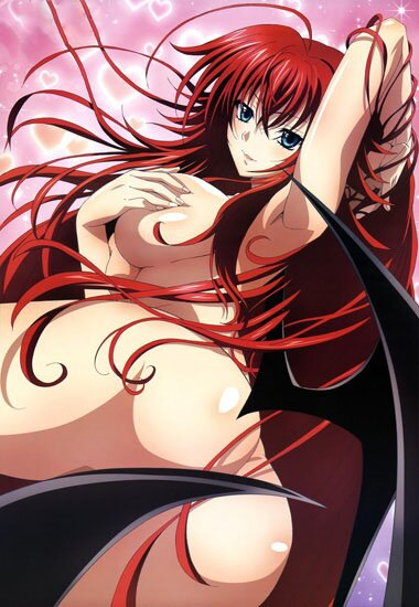 Старшая Школа ДхД / High School DxD (2011/RUS/16+) HDTV 720p