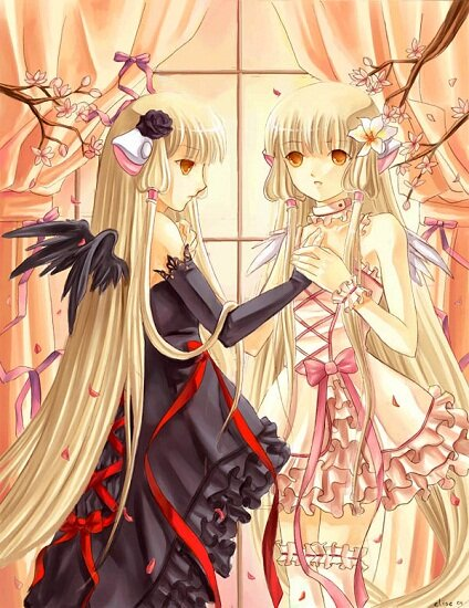 ������ ��� / Chobits OVA (2003/JAP) BDRip
