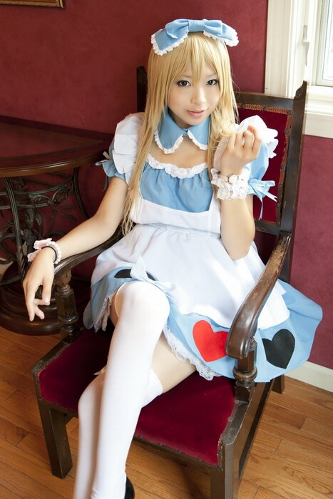 Cosplay by Mashiro Yuki
