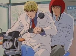 Крутой учитель Онидзука / Great Teacher Onizuka / GTO (1999/RUS/UKR/JAP) DVDRip
