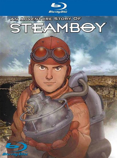 Стимбой / Steamboy (2004/RUS) BDRip