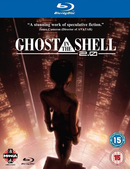 Призрак в доспехах 2.0 / Ghost in the Shell 2.0 (2008/RUS) BDRip