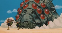 Навсикая из Долины Ветров / Nausicaa from the Valley of the Wind / Kaze no Tani no Nausicaa (1984/RUS/JAP) [HWP] BDRip