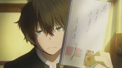 Хоу-ка: Тебе не уйти / Hyouka: You can't escape (2012/RUS) HDTV 720p