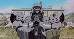Полиция будущего: Восстание (фильм второй) / Mobile Police Patlabor 2: The Movie (1993/RUS) [HWP] BDRip