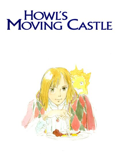 ������: ������� ����� / The art of Howl's moving castle [Hayao Miyazaki] (2005/ENG)
