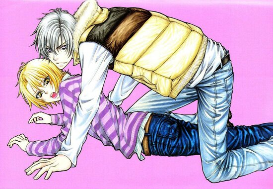 �����: �������� �����! / Love Stage!! (2010/RUS)