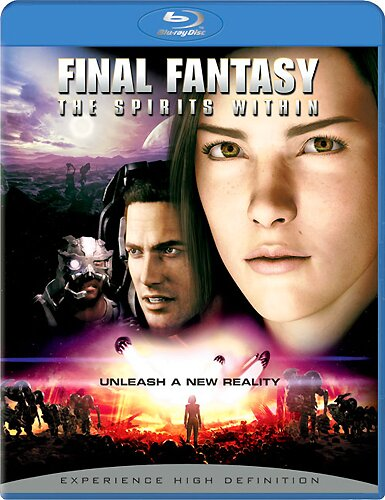 Последняя фантазия / Final Fantasy: The Spirits Within (2001/RUS/ENG) BDRip / BDRip 720p