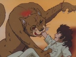 ����, ������ ������� ������� / Bagi, the Monster of Mighty Nature (1984/RUS/JAP) DVDRip