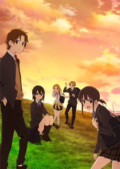 Связь сердец / Kokoro Connect (2012/RUS) HDTVRip 720p