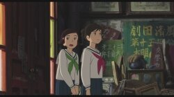 Со склонов Кокурико / From Up on Poppy Hill / Kokuriko Saka kara / Kokuriko Zaka kara (2011/RUS) BDRip 1080p
