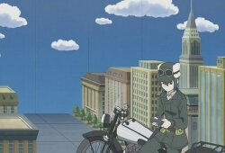 ����������� ���� (����� ������) / Kino no Tabi: Byouki no Kuni -For You- (2007/RUS/JAP) DVDRip