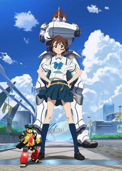 Заметки по робототехнике / Robotics;Notes (2012/RUS/JAP) HDTV 720p