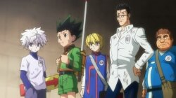 Охотник х Охотник [ТВ-2] / Hunter x Hunter (2011-2014/RUS/JAP/16+) WEB-DL 720p