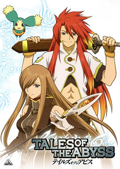 Сказания Бездны / Tales of the Abyss (2008-2009/RUS/JAP) BDRip