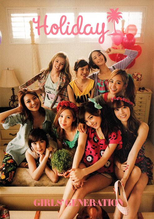 Girls� Generation - Holiday