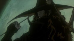 Охотник на вампиров Ди: Жажда крови / Vampire Hunter D: Bloodlust / Vampire Hunter D: Movie (2001/RUS/JAP) DVDRip
