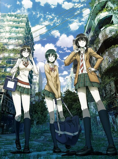 Коппелион / Coppelion (2013/RUS/JAP/16+) BDRip 720p
