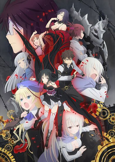 Несокрушимая Механическая Кукла / Machine-Doll wa Kizutsukanai / Unbreakable Machine-Doll (2013/RUS/JAP/16+) BDRip 720p
