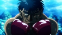Первый шаг [ТВ-3] / Hajime no Ippo: The Fighting! Rising (2013/RUS/JAP/16+) WEB-DL 720p