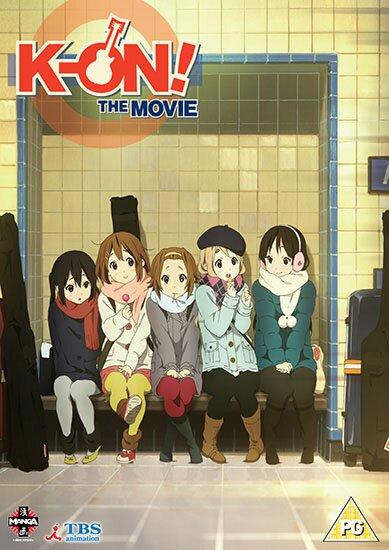 Кэйон! (фильм) / Eiga K-On! (2011/RUS) BDRip 720p