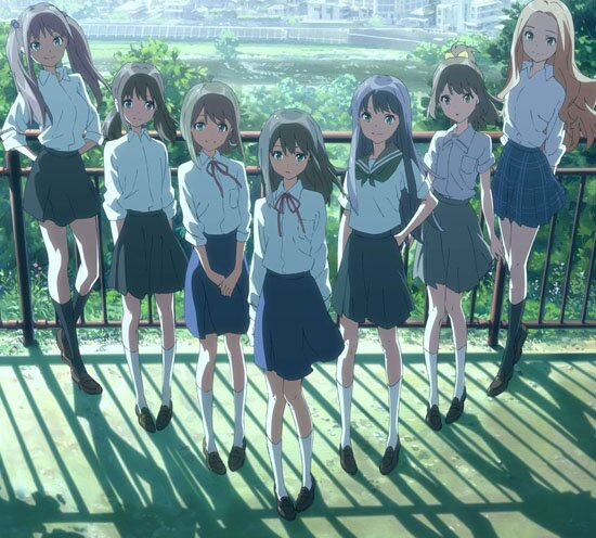 Подьем, девчата! / Wake Up, Girls! (2014/RUS) HDTV 720p