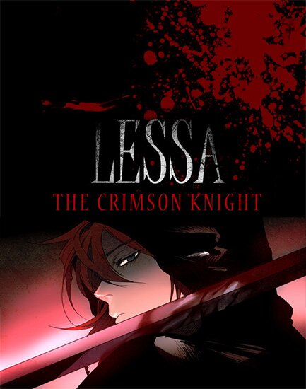 Манхва: Лесса - Багровый Рыцарь / Lessa the Crimson Knight (2013/RUS)