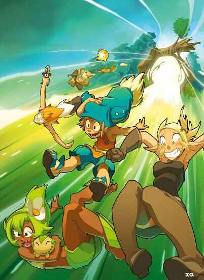 ВакФу [ТВ] / WakFu (TV) (2008/RUS/FR) TVRip