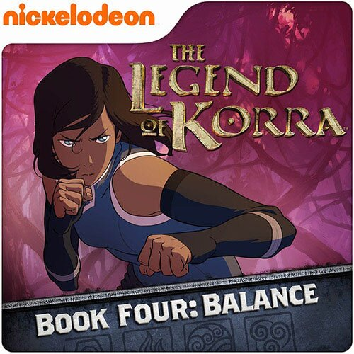 Аватар: Легенда о Корре / The Last Airbender: The Legend of Korra (4 сезон/2014/WEB-DL/WEB-DLRip)