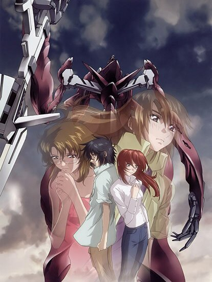 Небесный Фафнир (фильм) / Soukyuu no Fafner: Dead Aggressor - Heaven and Earth (2010/JAP/RUS) BD-Rip 720p
