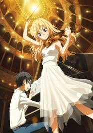 Твоя апрельская ложь / April is Your Lie / Shigatsu wa Kimi no Uso (2014/RUS/JAP) HDTV 720p