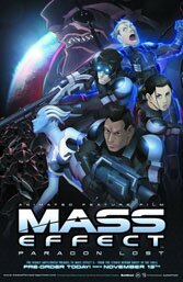 Mass Effect: Paragon Lost / Масс Эффект (2012/RUS) DVDRip