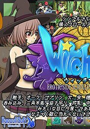WITCH GIRL: EROTIC SIDE SCROLLING ACTION GAME 2 (без цензуры) (2014/JAP/ENG/18+) PC