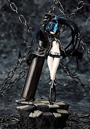 Фигурка Hatsune Miku: Black Rock Shooter