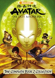 Аватар: Легенда об Аанге Книга 2. Земля / Avatar: The Last Airbender The book 2. Earth (2005/RUS/ENG) DVDRip-AVC