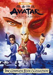 Аватар: Легенда об Аанге Книга 1. Вода / Avatar: The Last Airbender The book 1. Water (2005/RUS/ENG) DVDRip-AVC