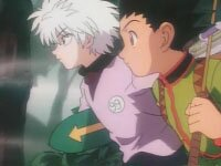 Охотник х Охотник ТВ / Hunter x Hunter TV (1999/RUS/JAP) DVDRip