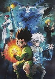Охотник х Охотник (фильм второй) / Gekijouban Hunter x Hunter: The Last Mission (2013/RUS/JAP/16+) BDRip 720p
